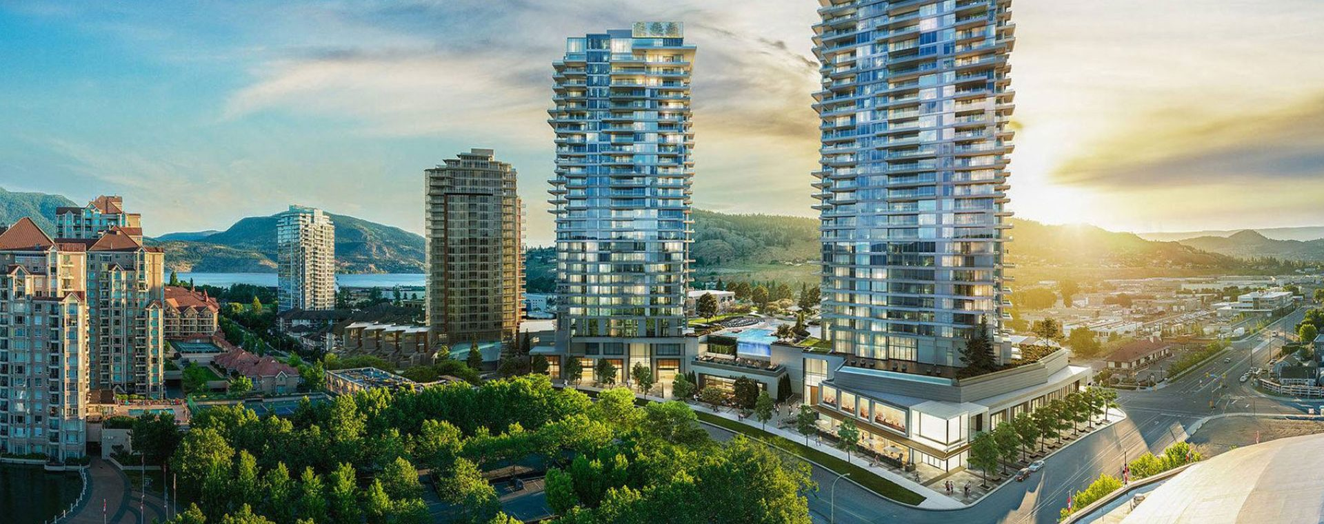 One Water Street: Kelowna's most coveted new address.